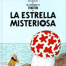 Comics - HERGE - TINTIN - LA ESTRELLA MISTERIOSA - PEQUEÑO FORMATO - CASTERMAN 2001 RETIRADO DE LA VENTA RARO - 120139687