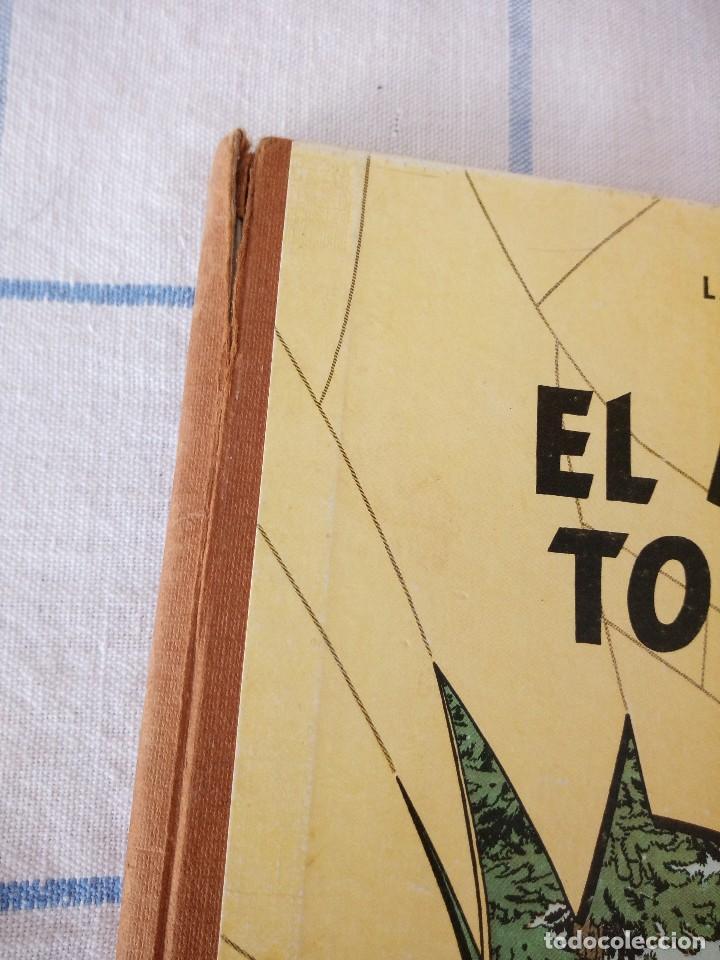 Cómics: tebeo de herge las aventuras de tintin el asunto tornasol - Foto 2 - 120706592