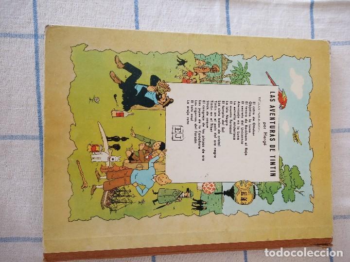 Cómics: tebeo de herge las aventuras de tintin el asunto tornasol - Foto 10 - 120706592