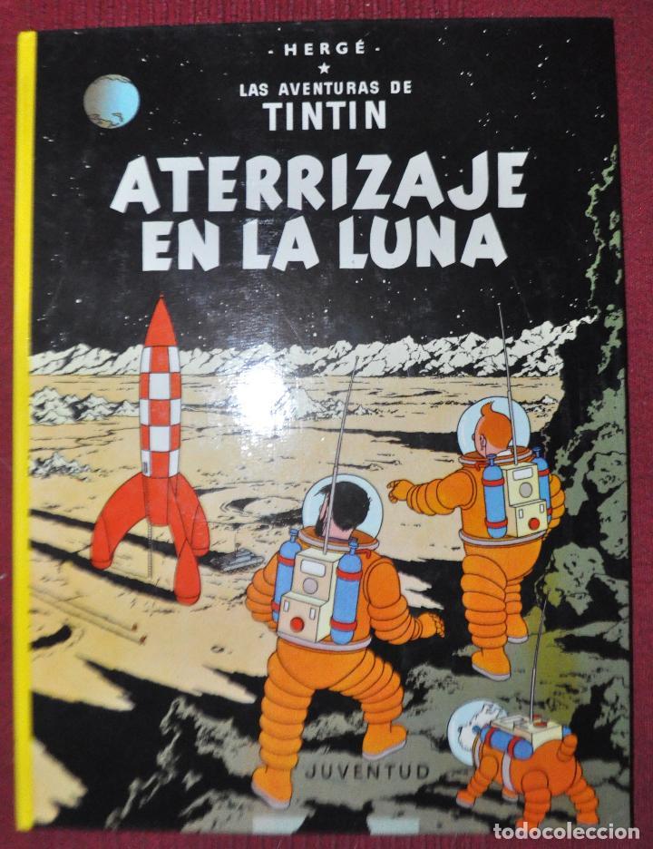 TINTIN.ATERRIZAJE EN LA LUNA (Tebeos y Comics - Juventud - Tintín)