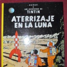 Cómics: TINTIN.ATERRIZAJE EN LA LUNA. Lote 120261263