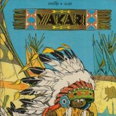 Cómics: YAKARI Nº 1 (JUVENTUD, 1979). Lote 120554859