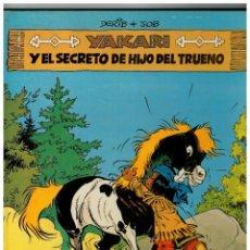 Cómics: YAKARI Nº 6 -YAKARI Y EL SECRETO DE HIJO DEL TRUENO- JUVENTUD 1981.. Lote 123379384