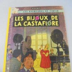 Cómics: LES AVENTURES DE TINTIN. CASTERMAN. 1963. LES BIJOUX DE LA CASTAFIORE. VER FOTOS. Lote 121127343