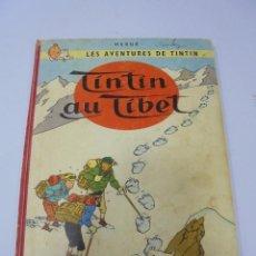 Cómics: LES AVENTURES DE TINTIN. CASTERMAN. 1960. TINTIN AU TIBET. VER FOTOS. Lote 121128227