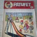 Cómics: PATUFET - REVISTA INFANTIL I JUVENIL - ANY 4 - SEGONA ÉPOCA - Nº 63 - 23 ABRIL 1971. Lote 121218151