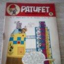 Cómics: PATUFET - REVISTA INFANTIL I JUVENIL - ANY 4 - SEGONA ÉPOCA - Nº 66 - 4 JUNY 1971. Lote 121218403