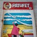 Cómics: PATUFET - REVISTA INFANTIL I JUVENIL - ANY 4 - SEGONA ÉPOCA - Nº 57 - 29 GENER 1971. Lote 121218683