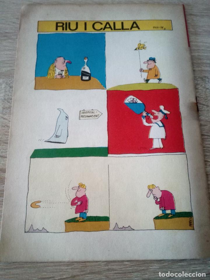 Cómics: PATUFET - REVISTA INFANTIL I JUVENIL - ANY 4 - SEGONA ÉPOCA - Nº 57 - 29 GENER 1971 - Foto 2 - 121218683
