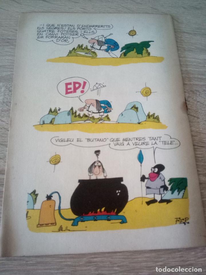 Cómics: PATUFET - REVISTA INFANTIL I JUVENIL - ANY 4 - SEGONA ÉPOCA - Nº 56 - 15 GENER 1971 - Foto 2 - 121218955