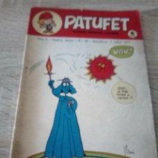 Cómics: PATUFET - REVISTA INFANTIL I JUVENIL - ANY 4 - SEGONA ÉPOCA - Nº 68 - 2 JULIOL 1971. Lote 121219359