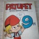 Cómics: PATUFET - REVISTA INFANTIL I JUVENIL - ANY 4 - SEGONA ÉPOCA - Nº 55 - 1 GENER 1971. Lote 121219555