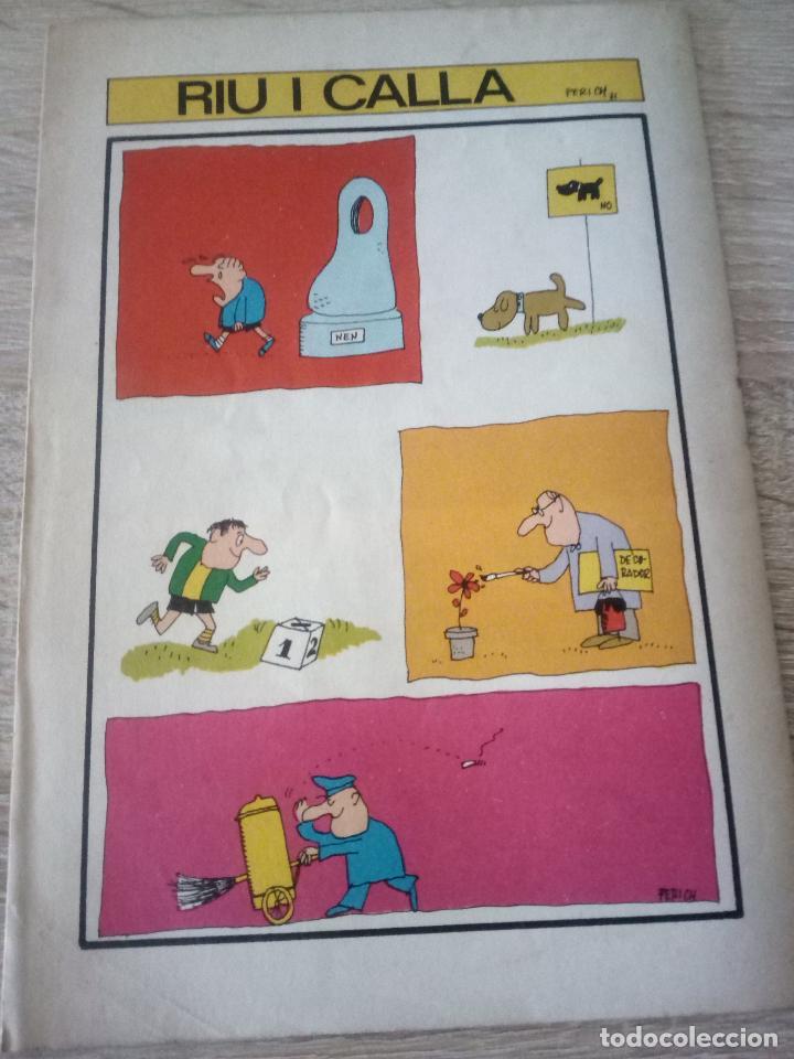 Cómics: PATUFET - REVISTA INFANTIL I JUVENIL - ANY 4 - SEGONA ÉPOCA - Nº 55 - 1 GENER 1971 - Foto 2 - 121219555