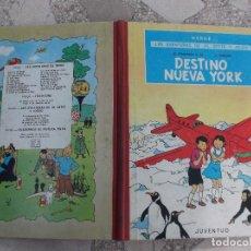 Cómics: LAS AVENTURAS DE JO,ZETTE Y JOCKO,DESTINO NUEVA YORK, 1 EDICION , JUVENTUD. Lote 121225783