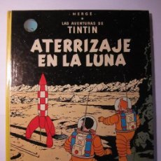 Cómics: COMIC TINTIN ATERRIZAJE EN LA LUNA AÑO 1981 EDITORIAL JUVENTUD BARCELONA. Lote 195378531
