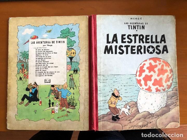 LA ESTRELLA MISTERIOSA SEGUNDA EDICION (Tebeos y Comics - Juventud - Tintín)