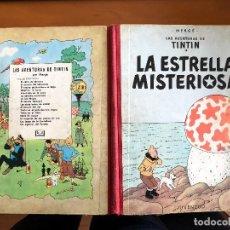 Cómics: LA ESTRELLA MISTERIOSA SEGUNDA EDICION. Lote 122388123