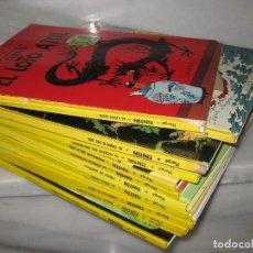 Cómics: LOTE DE 14 COMICS DE TINTIN (VER FOTOS). Lote 122470475