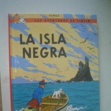 Cómics - LA ISLA NEGRA - LAS AVENTURAS DE TINTÍN - CASTERMAN / PANINI - 123332207