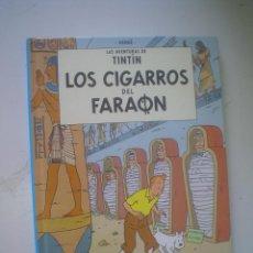 Comics - LOS CIGARROS DEL FARAÓN - LAS AVENTURAS DE TINTÍN - CASTERMAN / PANINI - 123333571