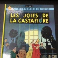 Cómics: TINTIN 21. LES JOIES DE LA CASTAFIORE - JOVENTUT - EDICIÓN ACTUAL SIN NÚMERO EN EL LOMO (CATALÀ). Lote 170737402