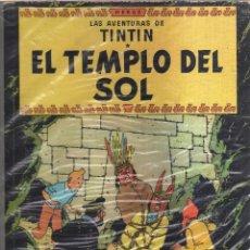 Cómics: TINTIN EL TEMPLO DEL SOL HERGE SEGUNDA EDICION. Lote 123587291