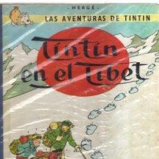 Cómics: TINTIN EN EL TIBET HERGE EDICION 1965. Lote 123610139