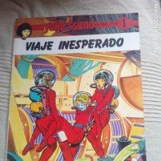 Cómics: YOKO TSUNO Nº 1. VIAJE INESPERADO. AUTOR ROGER LELOUP. EDITORIAL RASGOS 1983. IMPECABLE,. Lote 124206531
