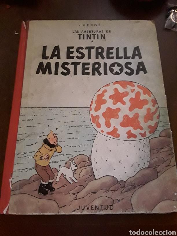 TINTÍN Y LA ESTRELLA MISTERIOSA SEGUNDA EDICIÓN (Tebeos y Comics - Juventud - Tintín)