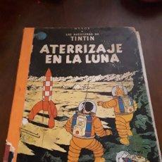 Cómics: TINTÍN ATERRIZAJE EN LA LUNA SEGUNDA EDICIÓN 1964. Lote 124628806