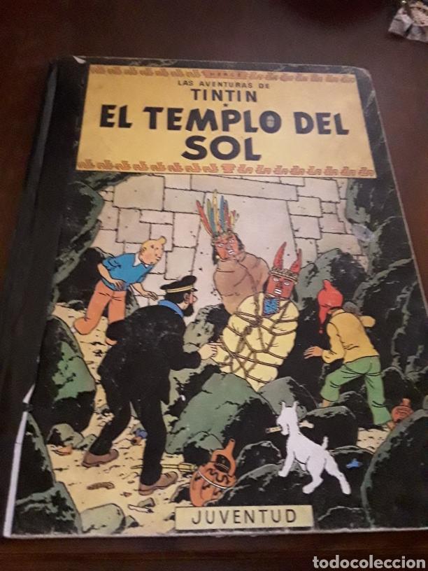15 (Tebeos y Comics - Juventud - Tintín)