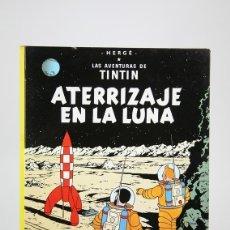 Cómics: CÓMIC TAPA DURA - TINTIN, ATERRIZAJE EN LA LUNA - EDITORIAL JUVENTUD - AÑO 1979. Lote 124786899