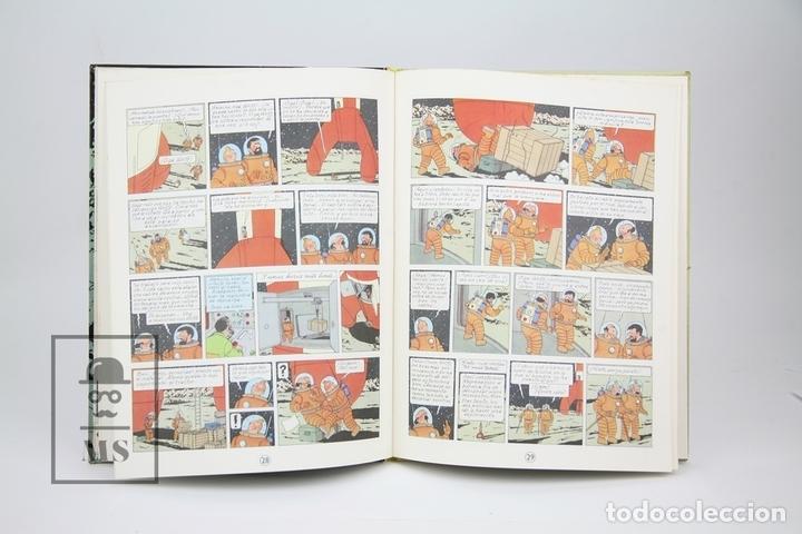 Cómics: Cómic Tapa Dura - Tintin, Aterrizaje En La Luna - Editorial Juventud - Año 1979 - Foto 3 - 124786899