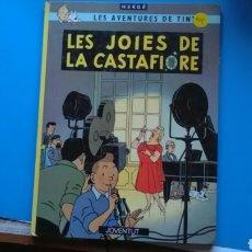 Comics - LES JOIES DE LA CASTAFIORE .Hergé Ed.Joventud En catalán. - 124787335