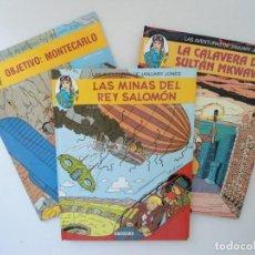 Cómics: LAS AVENTURAS DE JANUARY JONES - COMPLETA EN CASTELLANO - 1ª EDICION - ED. JUVENTUD 1991 - NUEVOS. Lote 125406663