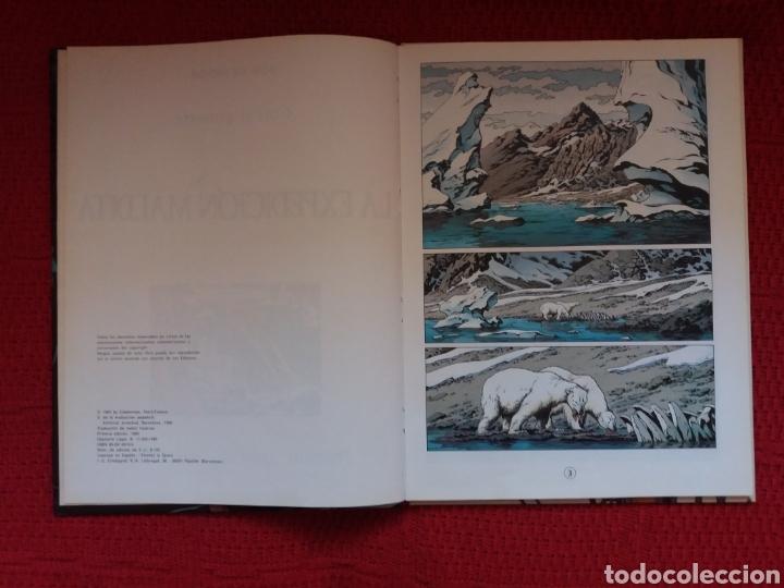 Cómics: BOB DE MOORE CORI EL GRUMETE - LA EXPEDICIÓN MALDITA- - Foto 2 - 125748656
