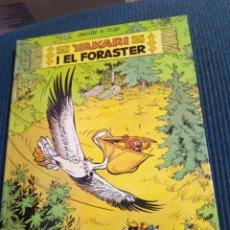 Cómics: YAKARI I EL FORASTER EN CATALA JOVENTUT. Lote 126185183