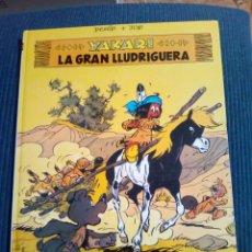 Comics: YAKARI LA GRAN LLUDRIGUERA EN CATALA JOVENTUT. Lote 126185623