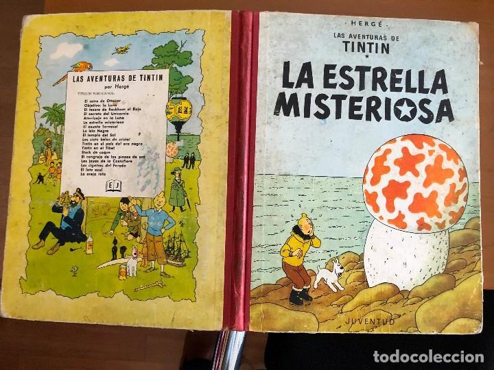 TINTIN LA ESTRELLA MISTERIOSA SEGUNDA EDICION (Tebeos y Comics - Juventud - Tintín)