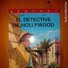 Cómics: EL DETECTIVE DE HOLLYWOOD - RIVIÈRE, BOCQUET - JUVENTUD, MUY BUEN ESTADO, RARO. Lote 126581495