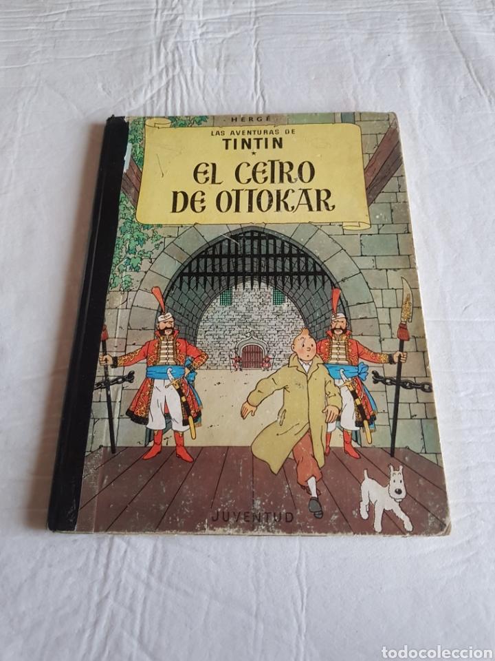 TINTIN EL CETRO DE OTTOKAR SEGUNDA EDICIÓN (Tebeos y Comics - Juventud - Tintín)
