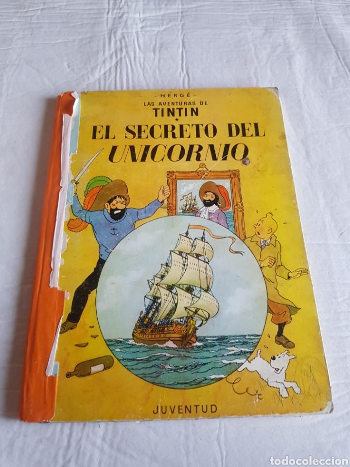 TINTÍN EL SECRETO DEL UNICORNIO TERCERA EDICIÓN (Tebeos y Comics - Juventud - Tintín)