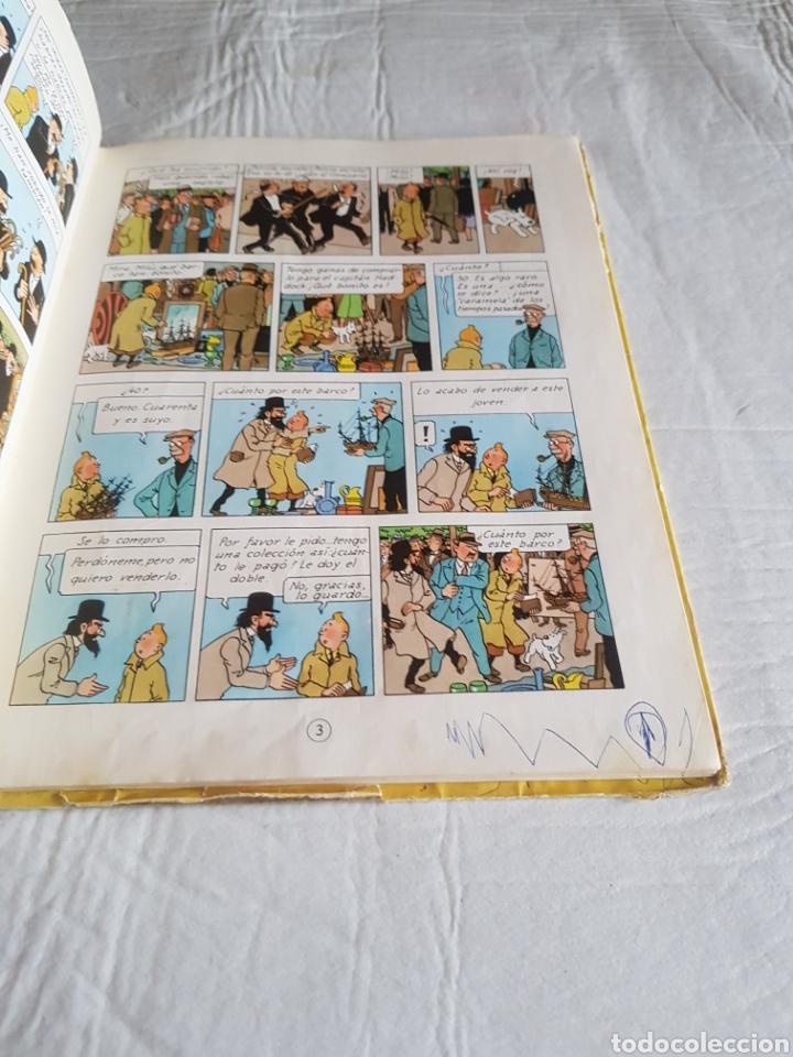 Cómics: Tintín el secreto del Unicornio tercera edición - Foto 3 - 126650327