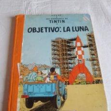Cómics: LAS AVENTURAS DE TINTIN - OBJETIVO LA LUNA - CUARTA (4ª) EDICION - 1967 - JUVENTUD. Lote 149873638