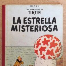 Cómics: TINTIN - LA ESTRELLA MISTERIOSA. TERCERA EDICIÓN 1967. 1964. Lote 126790948