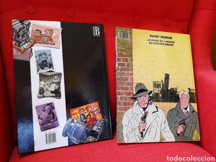 Cómics: HARRY DICKSON-LSPIROU PETIT. PRIMERAS EDICIONES.LOTE 2 CÒMICS EN CATALÀ - Foto 7 - 127491167