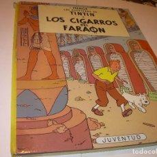 Cómics: LOS CIGARROS DEL FARAON....TIN TIN.. Lote 127557915