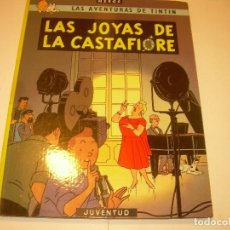 Cómics: LAS JOYAS DE CASTAFIORE....TIN TIN.. Lote 127558083