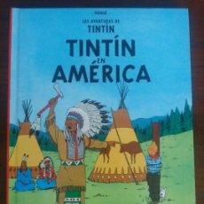 Cómics: TINTIN HERGÉ EDICIÓN CASTERMAN RETIRADA DE LAS TIENDAS EN AMÉRICA. Lote 128199675
