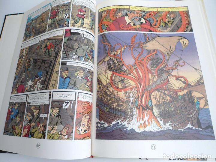Cómics: CORI EL GRUMETE LA EXPEDICION MALDITA - BOB MOOR - JUVENTUD 1989 - PRIMERA EDICION -EXCELENTE ESTADO - Foto 9 - 128365479